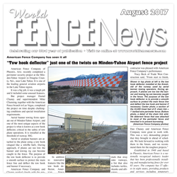 American-fence