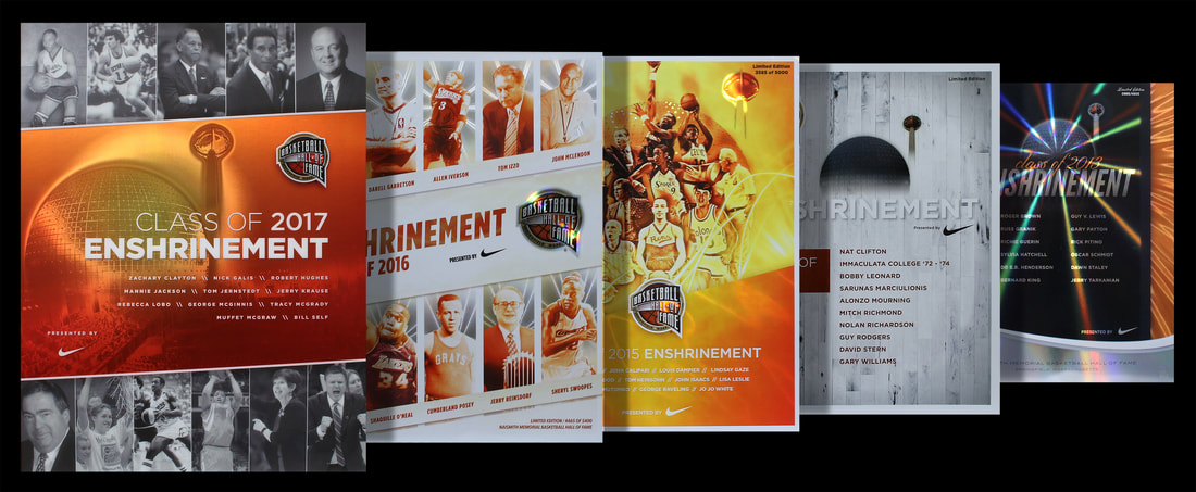 Hazen Paper teams up with Basketball Hall of Fame for yearbook, event tickets | Converting Guide