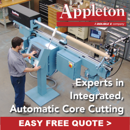 Appleton Automatic Core Cutter