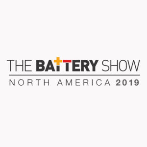 battery show NA 2019